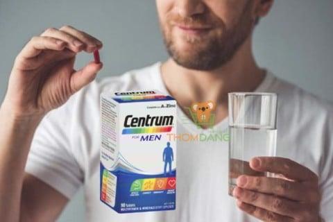 Hướng dẫn sử dụngCentrum For Men