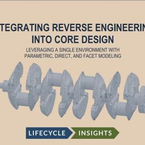 INTEGRATING REVERSE ENGINEERING INTO CORE DESIGN