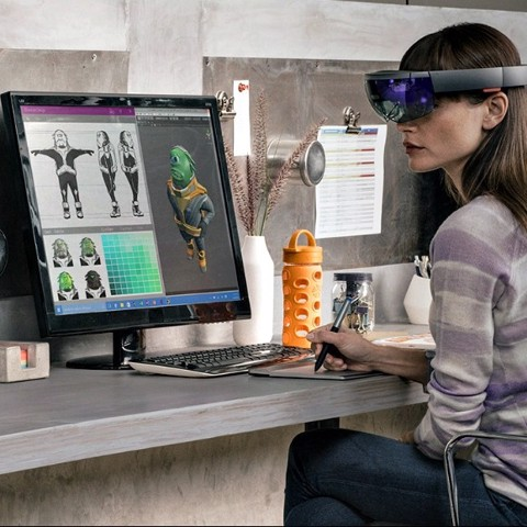 A NEW WAY AUGMENTED REALITY IS MEETING ARTIFICIAL INTELLIGENCE