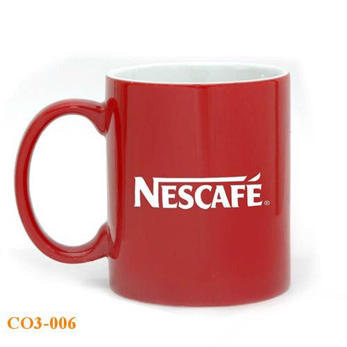 Cốc sứ Nescafe