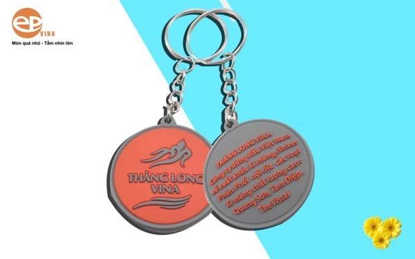 Sản xuất móc khóa tại EPVINA đảm bảo hài lòng mọi khách hàng