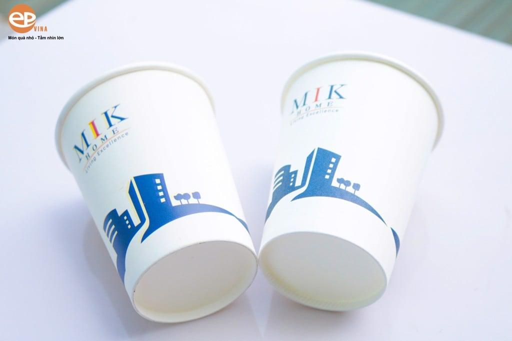 Quy trình sản xuất cốc giấy khép kín