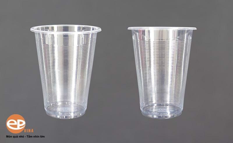 Cốc nhựa PP bền dẻo và an toàn tuyệt đối cho người dùng