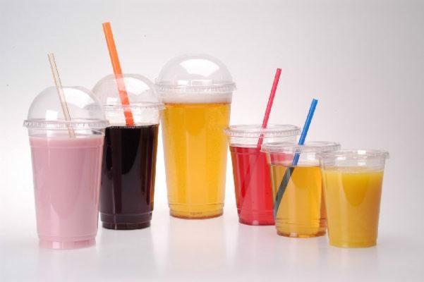 Cốc nhựa trong suốt có đa dạng các dung tích khác nhau cho khách hàng lựa chọn