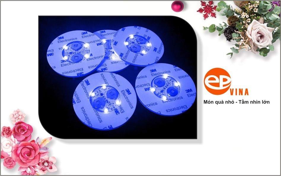 EPVINA - đơn vị cung cấp đế lót ly đèn led uy tín nhất hiện nay