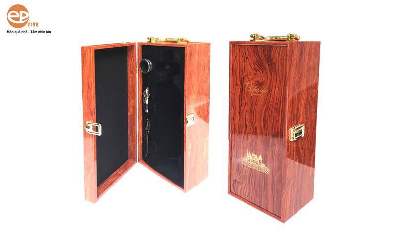 hộp gỗ sơn mài cao cấp