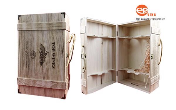 mua hộp gỗ đựng rượu