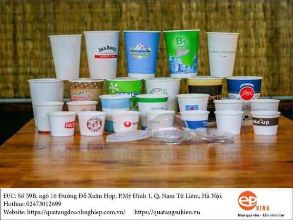 bán cốc giấy dùng 1 lần giá rẻ