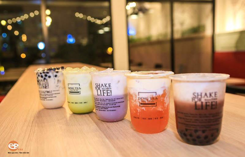 Mua và in ấn ly nhựa trà sữa tại EPVINA số lượng càng nhiều giá càng rẻ