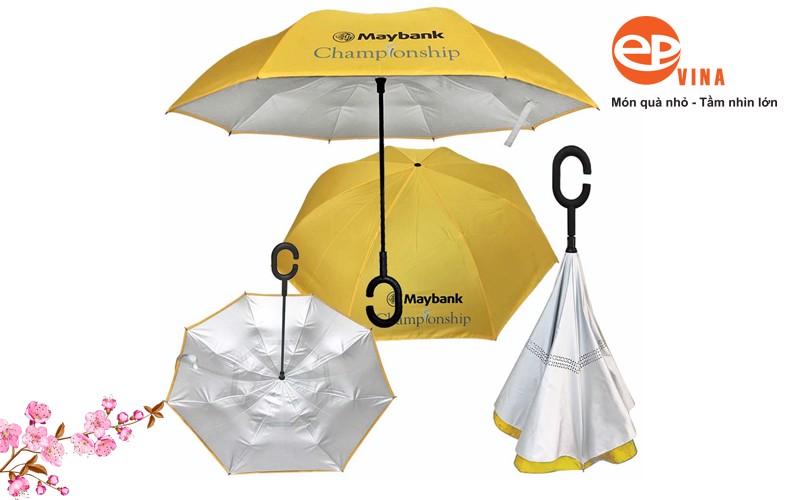Ô quảng cáo là món quà tặng phù hợp với điều kiện khí hậu Việt Nam