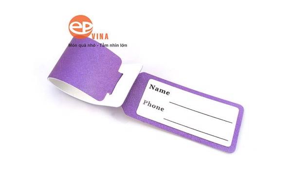 thẻ đánh dấu hành lý