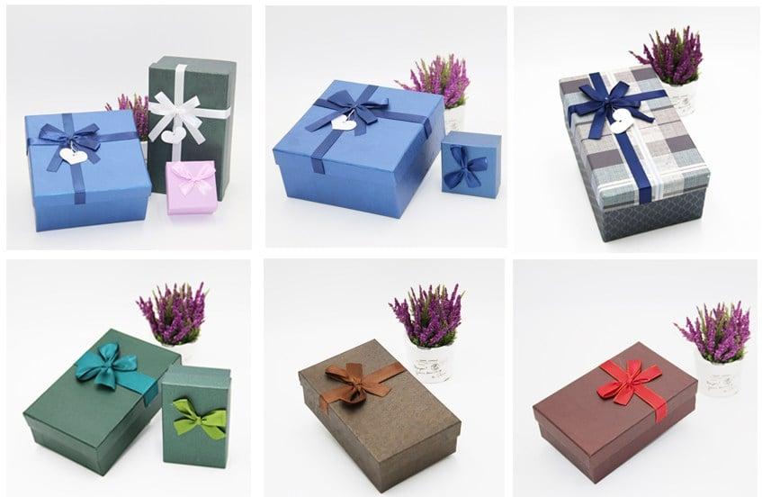 Hộp đựng quà cá nhân - vỏ hộp cứng