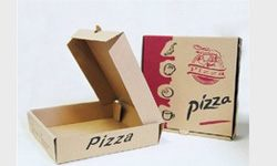 In hộp carton pizza