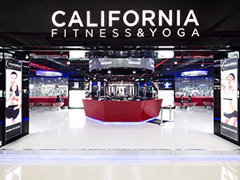CALIFONRNIA FITNESS & YOGA