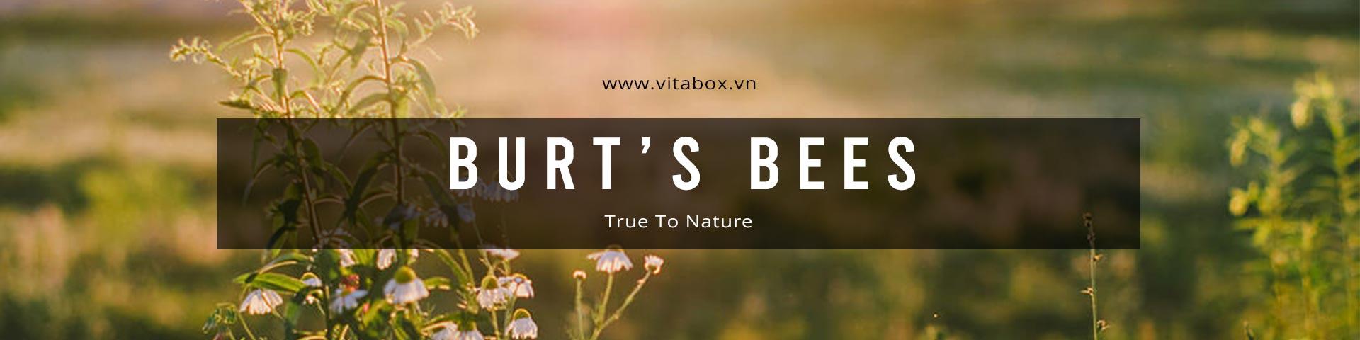 BURT'S BEES | CHĂM SÓC CƠ THỂ