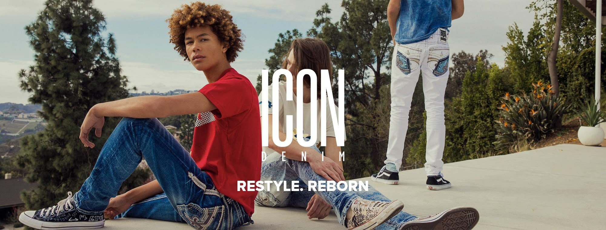 ICON DENIM