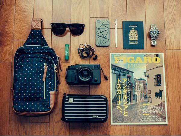 giấy tờ tùy thân, vật dụng cần thiết khi đi du lịch