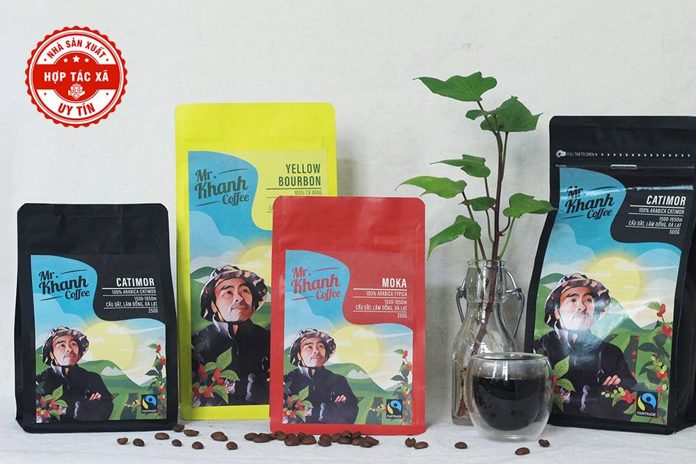 Mr Khanh Coffee