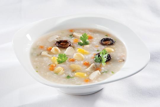 Cháo hạt sen bạch quả - Món ngon từ hạt sen l Foodmap