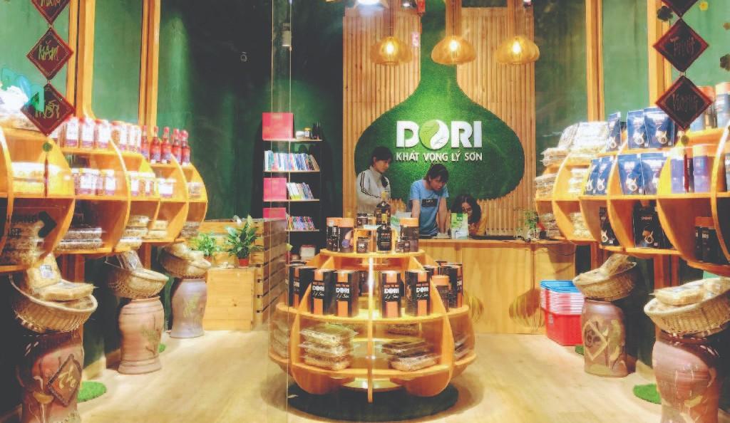 Đặc sản Lý Sơn - Dori