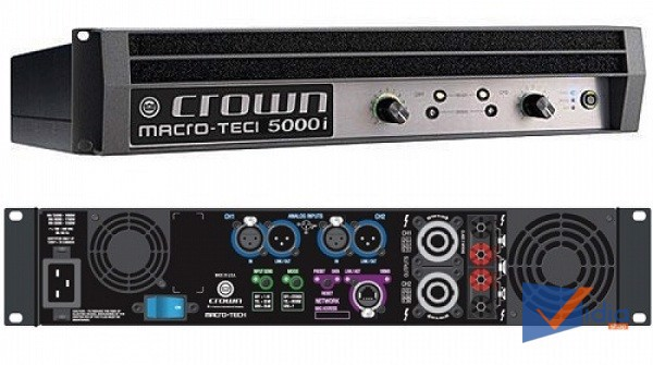 Main karaoke Crown MA 5000i