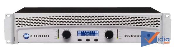Main karaoke cao cấp CROWN XTI 1000