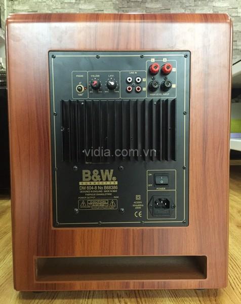 B&W 604