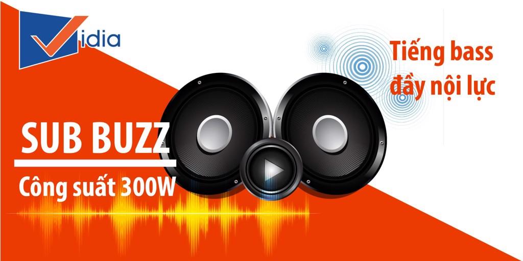 Sub tầm trung bán chạy - Sub BUZZ - 255089