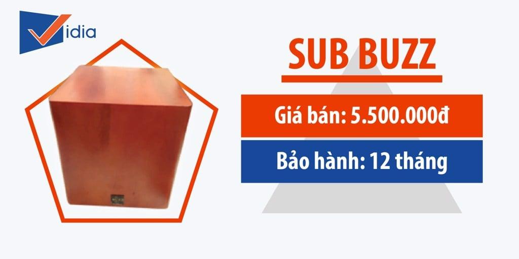 Sub tầm trung bán chạy - Sub BUZZ - 255092