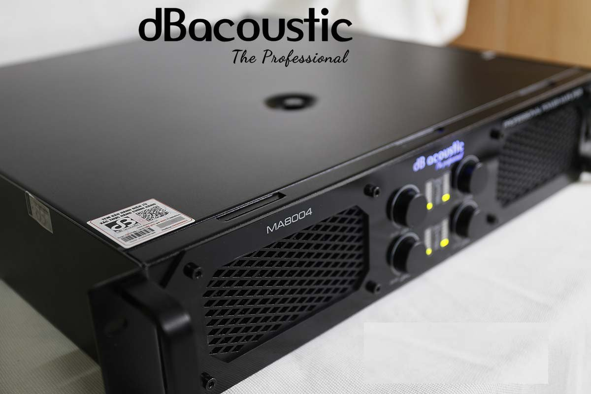 Main dB Acoustic MA8004