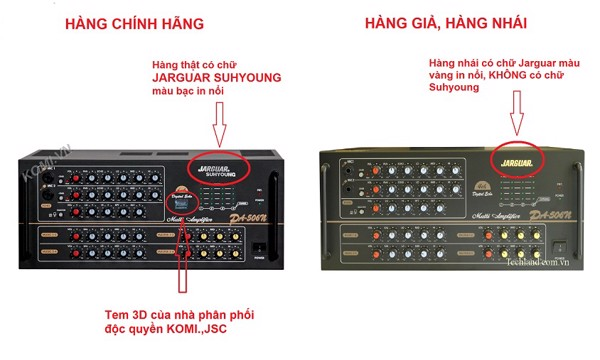amply-karaoke-jarguar-chinh-hang