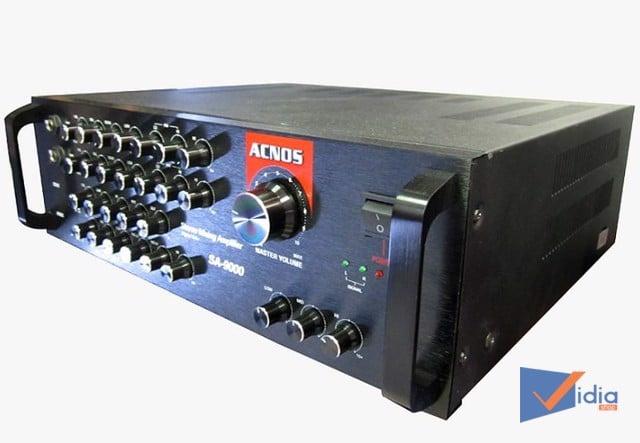 Amplifier chuyên nghiệp Acnos SA-9000