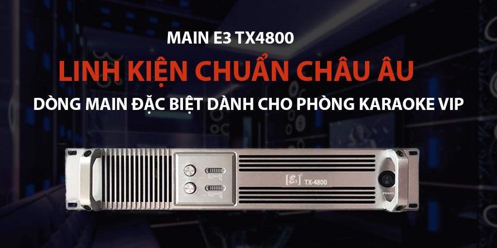 E3 TX-4800