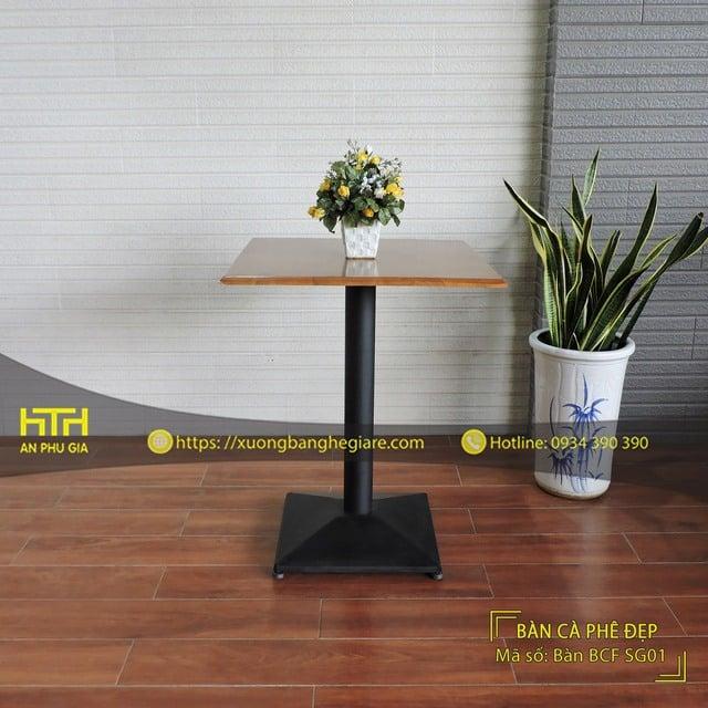 Bàn cafe BCF SG01 rẻ đẹp bền