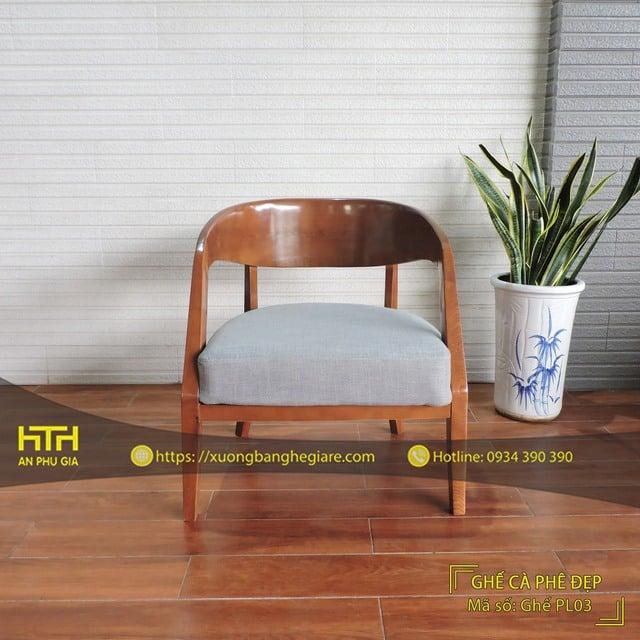 Ghế sofa cafe PL03 ấn tượng