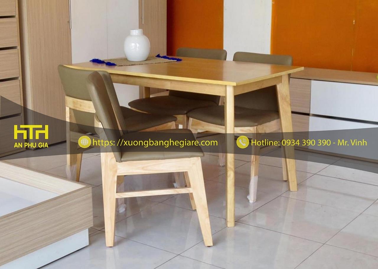 Ghế cafe Oba gỗ hiện đại