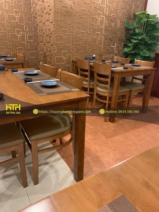 Ghế quán ăn NH002 kiểu dáng đẹp