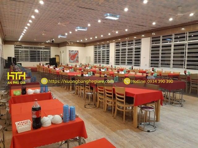 ghế quán ăn NH002 rẻ đẹp