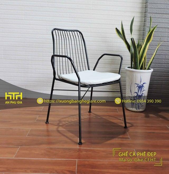 ghế sắt cafe CFHT rẻ đẹp