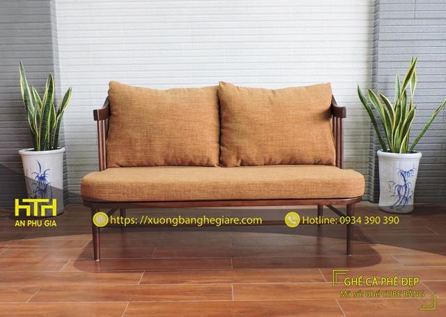 Ghế sofa cafe Cube Băng giá rẻ