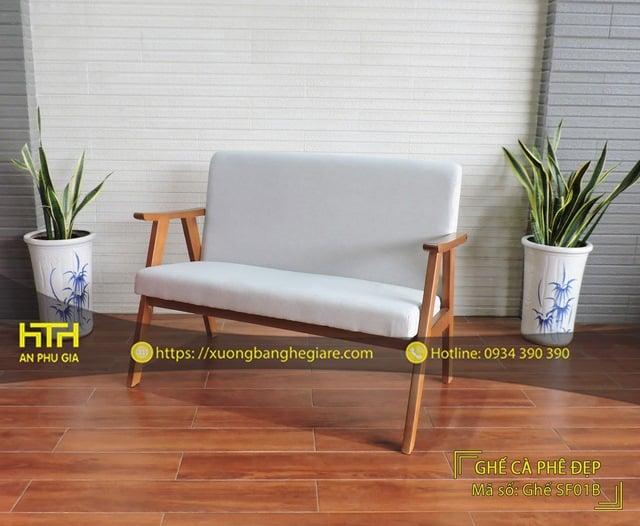 Ghế sofa cafe SF01B thời thượng