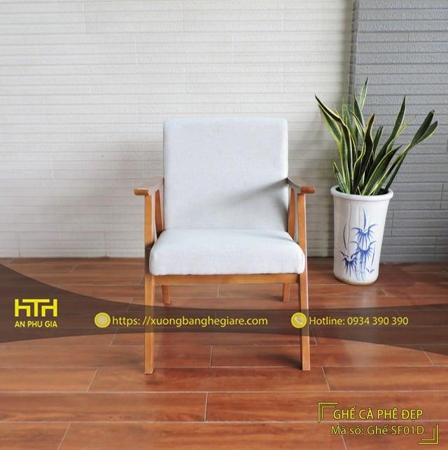 Ghế sofa cafe SF01D phong cách mới