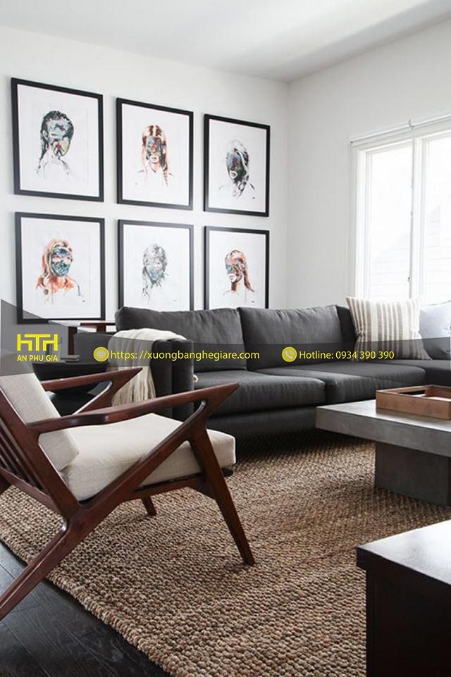 Ghế sofa cafe SF06D giá rẻ, chất lượng