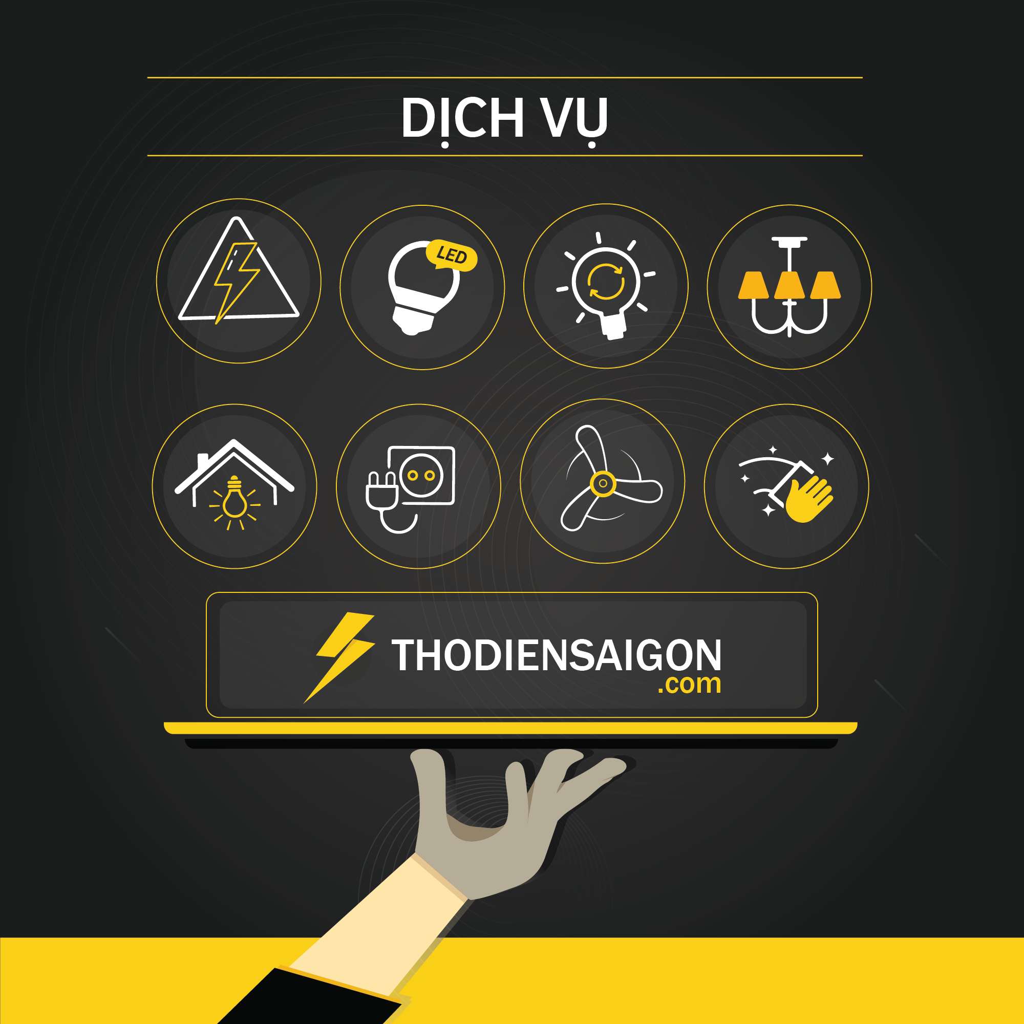 Nhóm sản phẩm thodiensaigon.com