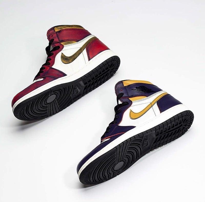 Nike air jordan 1 og x hcm
