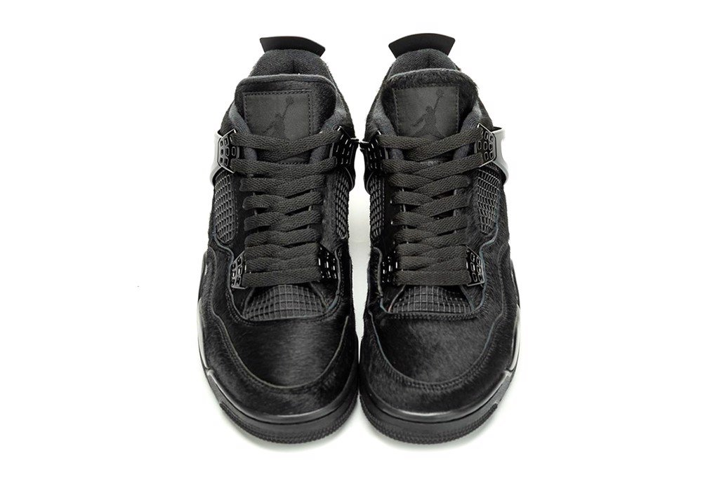 nike air jordan 4 pony hair