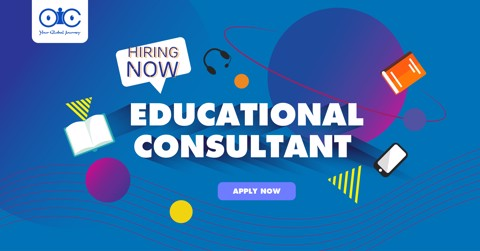 TUYỂN DỤNG EDUCATIONAL CONSULTANT
