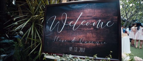 Steve & Queenie Wedding Day - Thao Dien Village