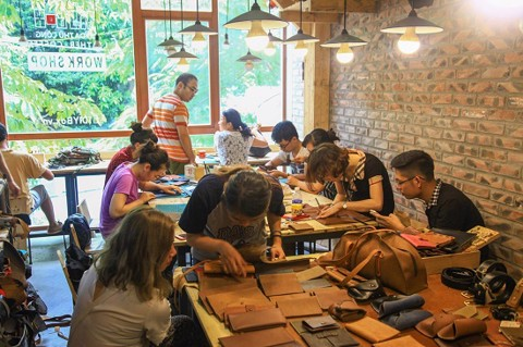 Top 10 best handmade leather shops in Hanoi