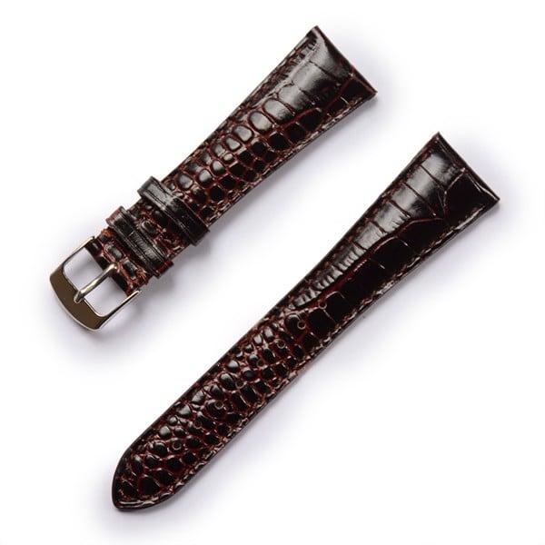 dây đồng hồ da đà điểu 2